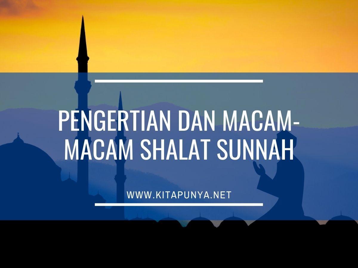 pengertian shalat sunnah