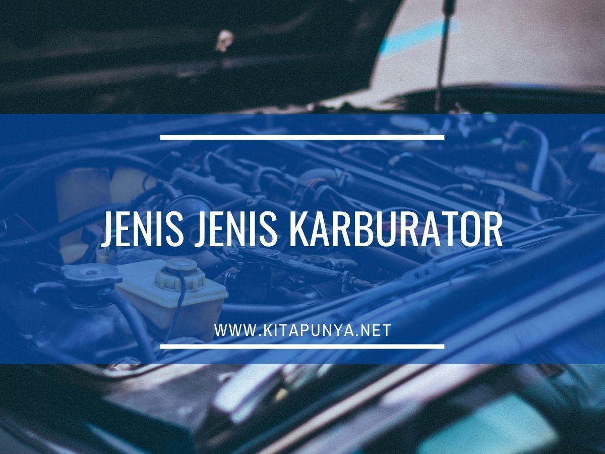 jenis karburator