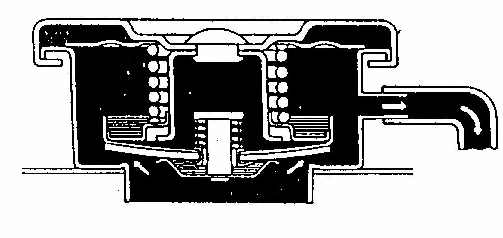 cara kerja reliev valve tutup radiator