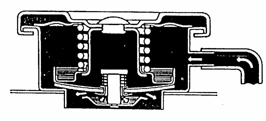 cara kerja vacuum valve