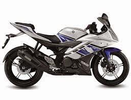 Motor Yamaha R 15