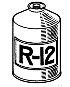 sifat dan jenis refrigerant