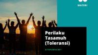 perilaku tasamuh toleransi