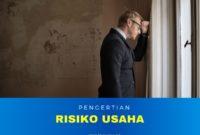 pengertian risiko usaha