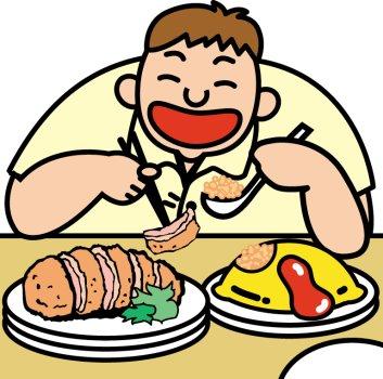Makanlah sebelum lapar dan berhentilah sebelum kenyang