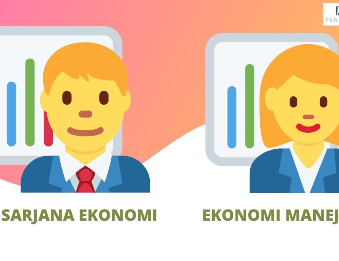 perbedaan sarjana ekonomi dan manajemen