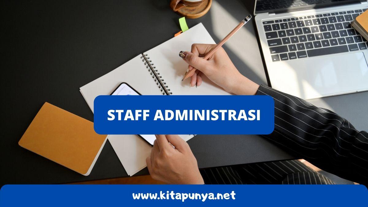 tugas seorang staff administrasi