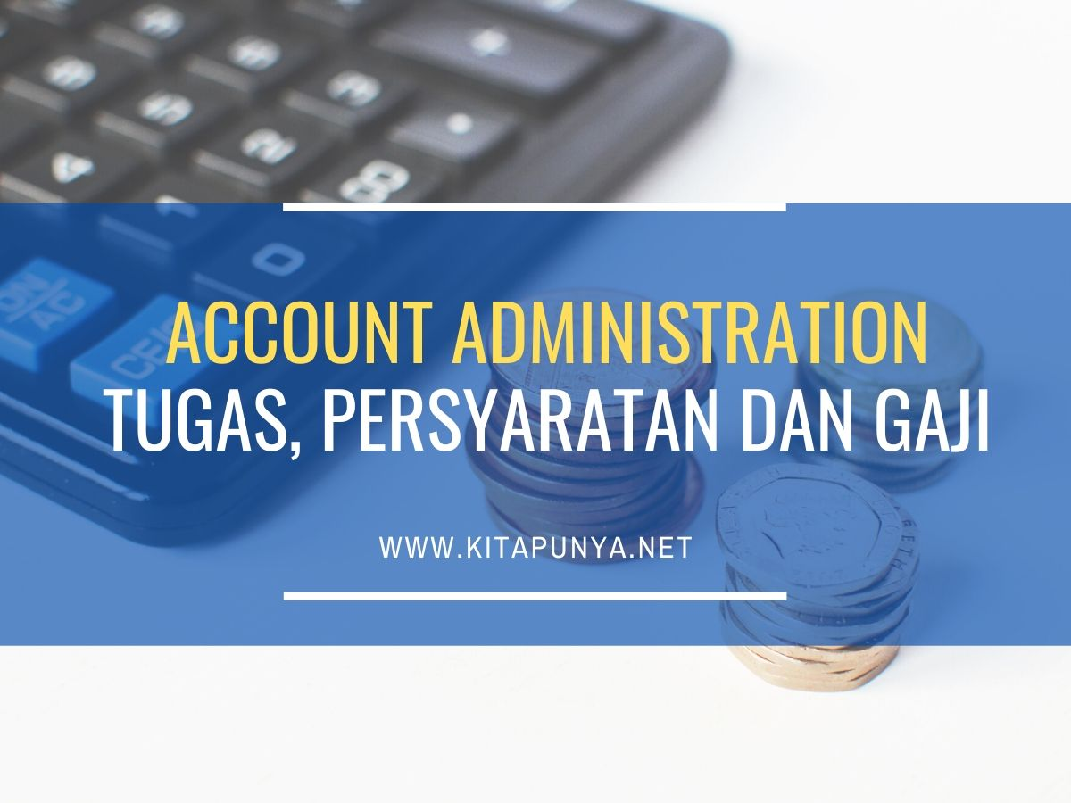 tugas account administration