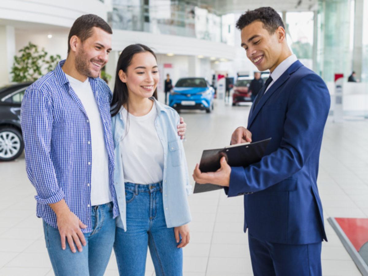 cara menjadi sales mobil pemula