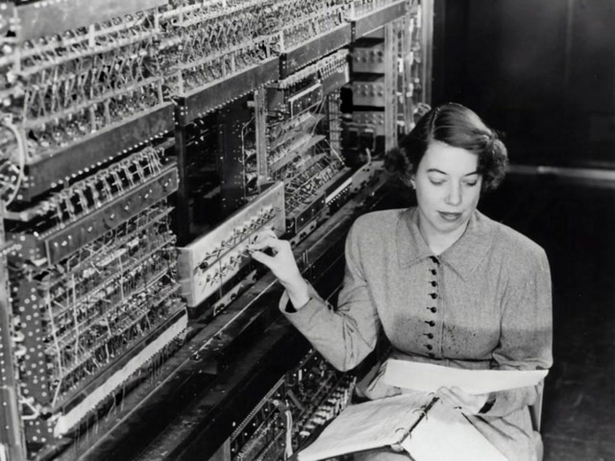 Sejarah komputer pertama kali ada