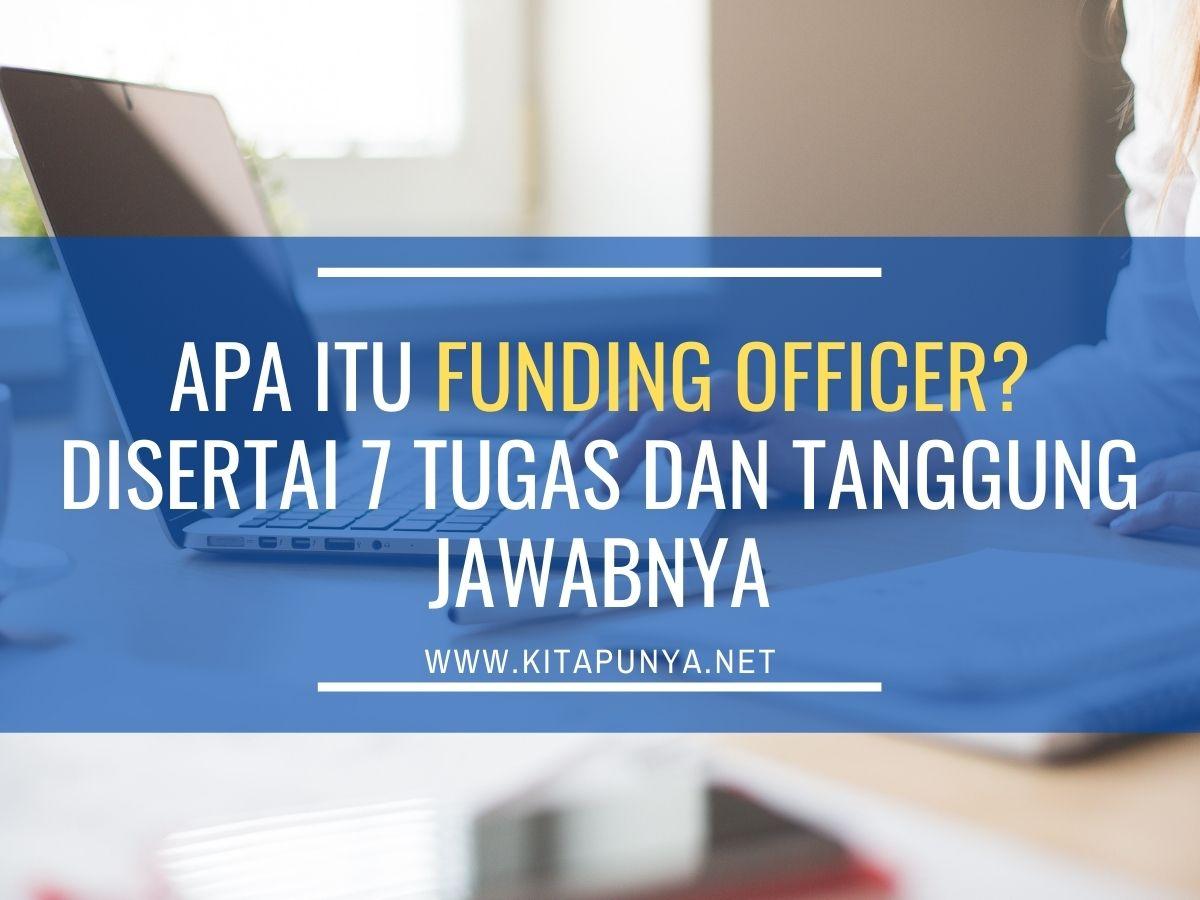 apa itu funding officer