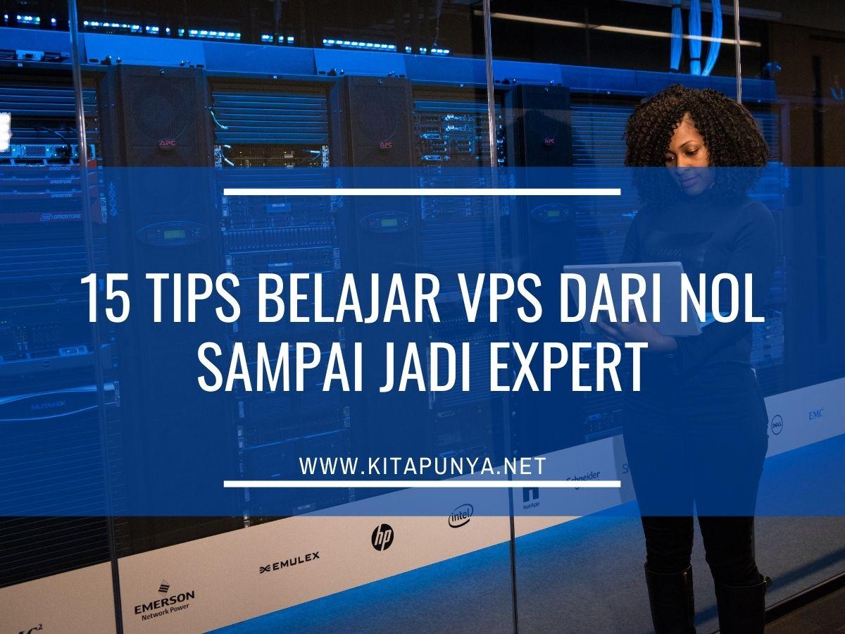 Tips belajar vps dari nol