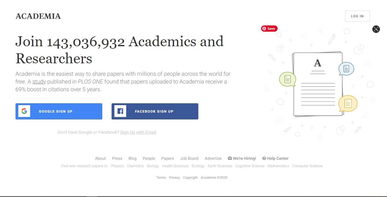 academia edu situs jurnal internasional