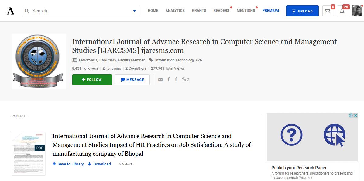 download jurnal di academia edu