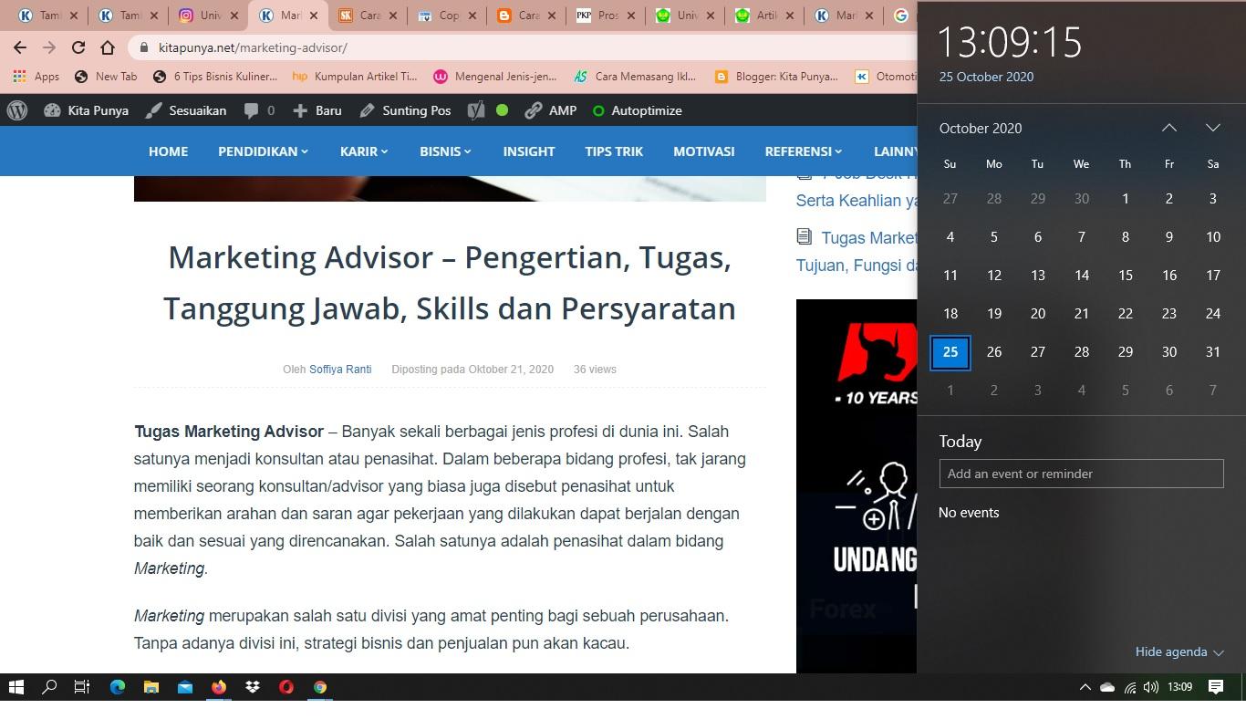 screenshot artikel asli