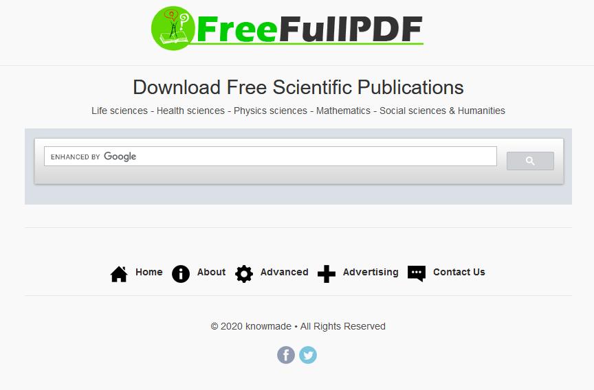website jurnal internasional - free full pdf