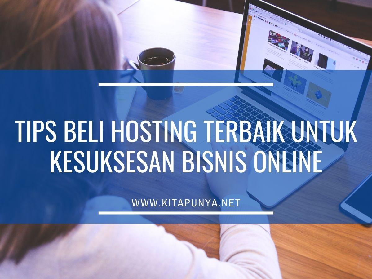 tips beli hosting