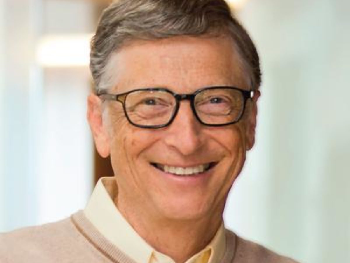 Bill gates - pengusaha sukses dunia