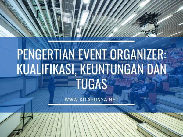 pengertian event organizer