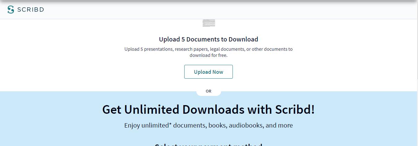 upload 5 dokumen untuk gratis download
