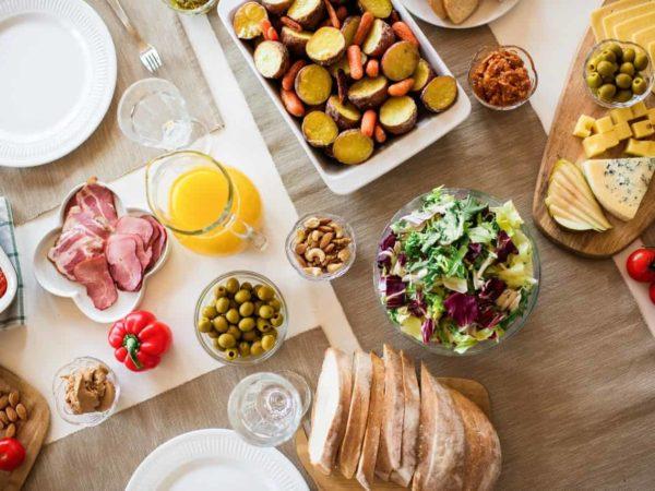 daftar makanan dan kaadr kolesterolnya