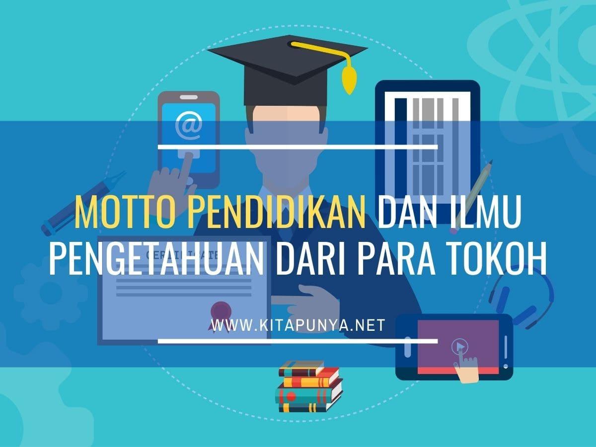 motto pendidikan