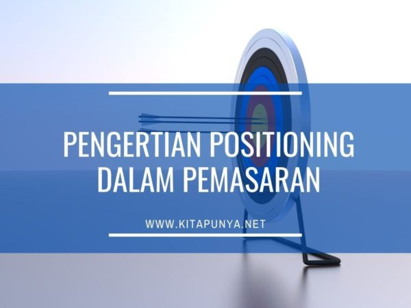 pengertian positioning