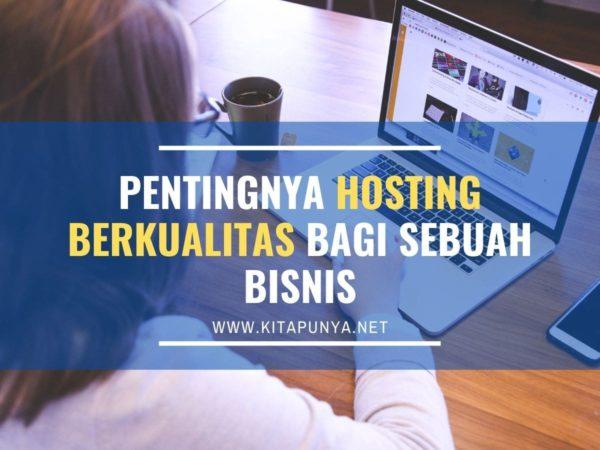pentingnya hosting berkualitas